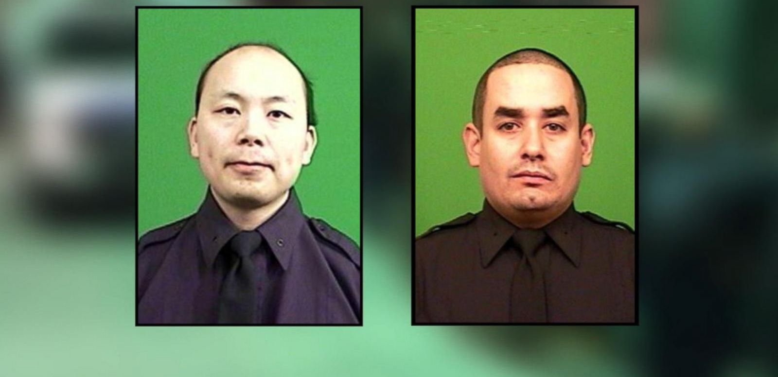 VIDEO: Brooklyn Cops Gunned Down in the Streets