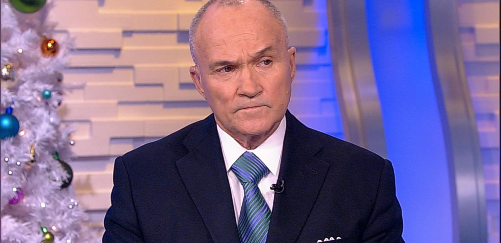 VIDEO: EX-NYPD Police Commissioner: BK Shootings Brought Back 'Horrible Memories'