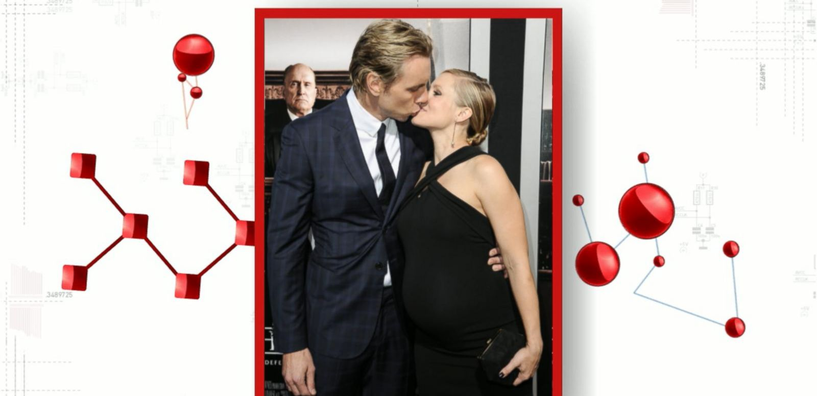VIDEO: Kristen Bell and Dax Shepard Have Baby Girl