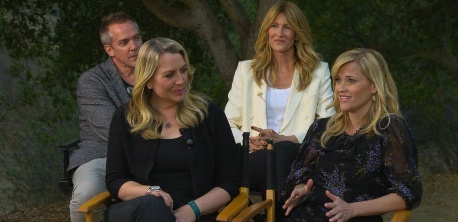 VIDEO: Star-Studded Cast Takes on the New Movie 'Wild'