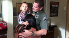 VIDEO: Officers Rescue of Choking 3-Year-Old Caught on Video