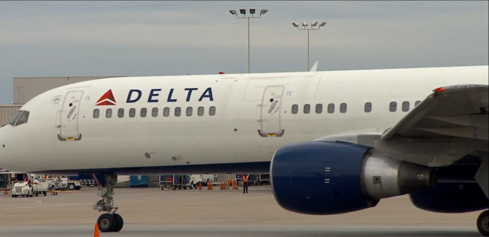 VIDEO: Federal Agents Find Guns on Delta Airplane From Atlanta