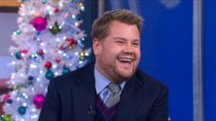 VIDEO: James Corden Talks Into the Woods