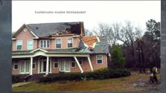 VIDEO: GMA 12/24: Mississippi Hit By Massive Tornados