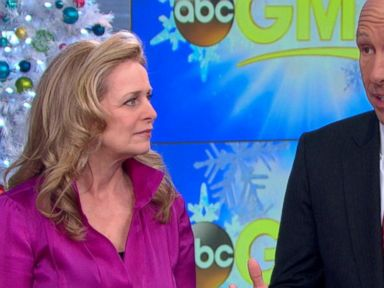 VIDEO: Martine Reardon, David Williams Talk Success of Holiday Collaboration