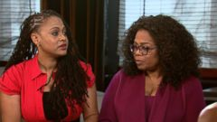 VIDEO: Oprah, Ava Duvernay Talk New Movie Selma