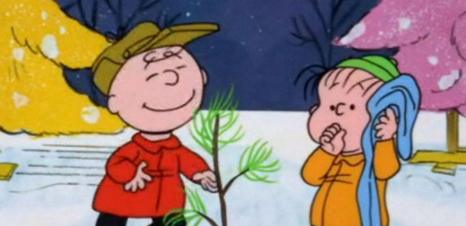 "VIDEO: ""A Charlie Brown Christmas"" to Turn 50"