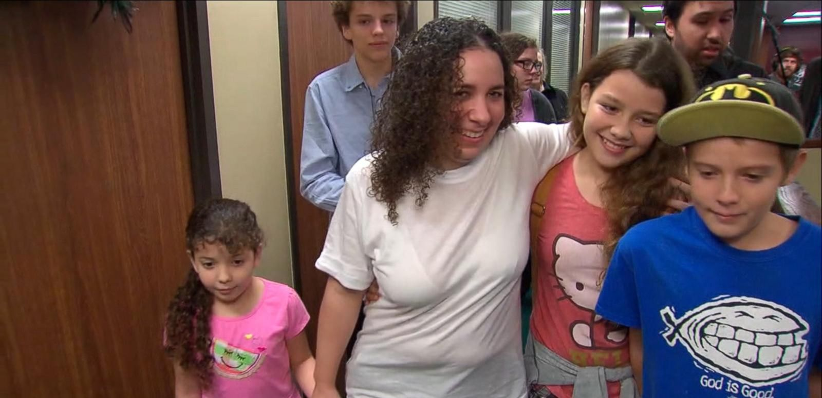 VIDEO: Her Murder Conviction Overturned, Texas Mother Home for the Holidays