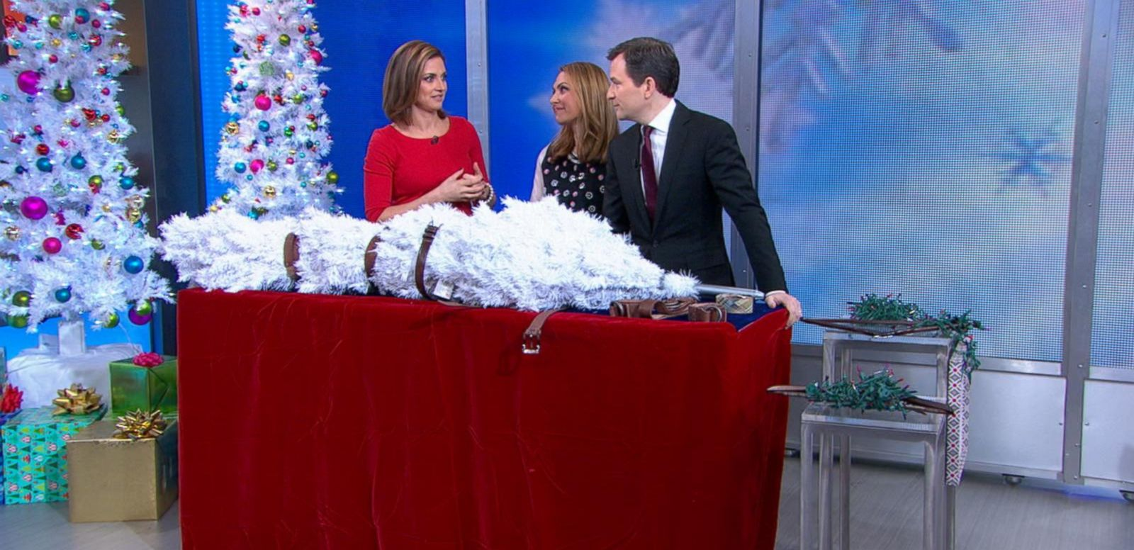VIDEO: Tips for Tidying Up Holiday Trimming