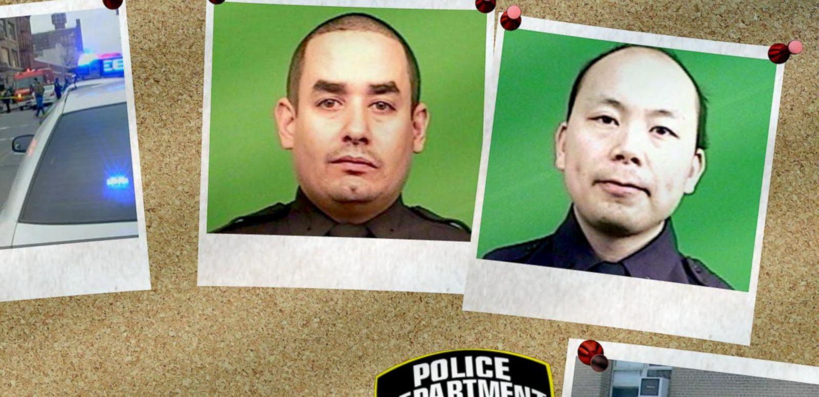 VIDEO: NYPD on High Alert for Wake of Slain Officer