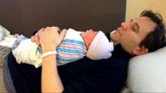 VIDEO: Dan Harris Becomes a Father