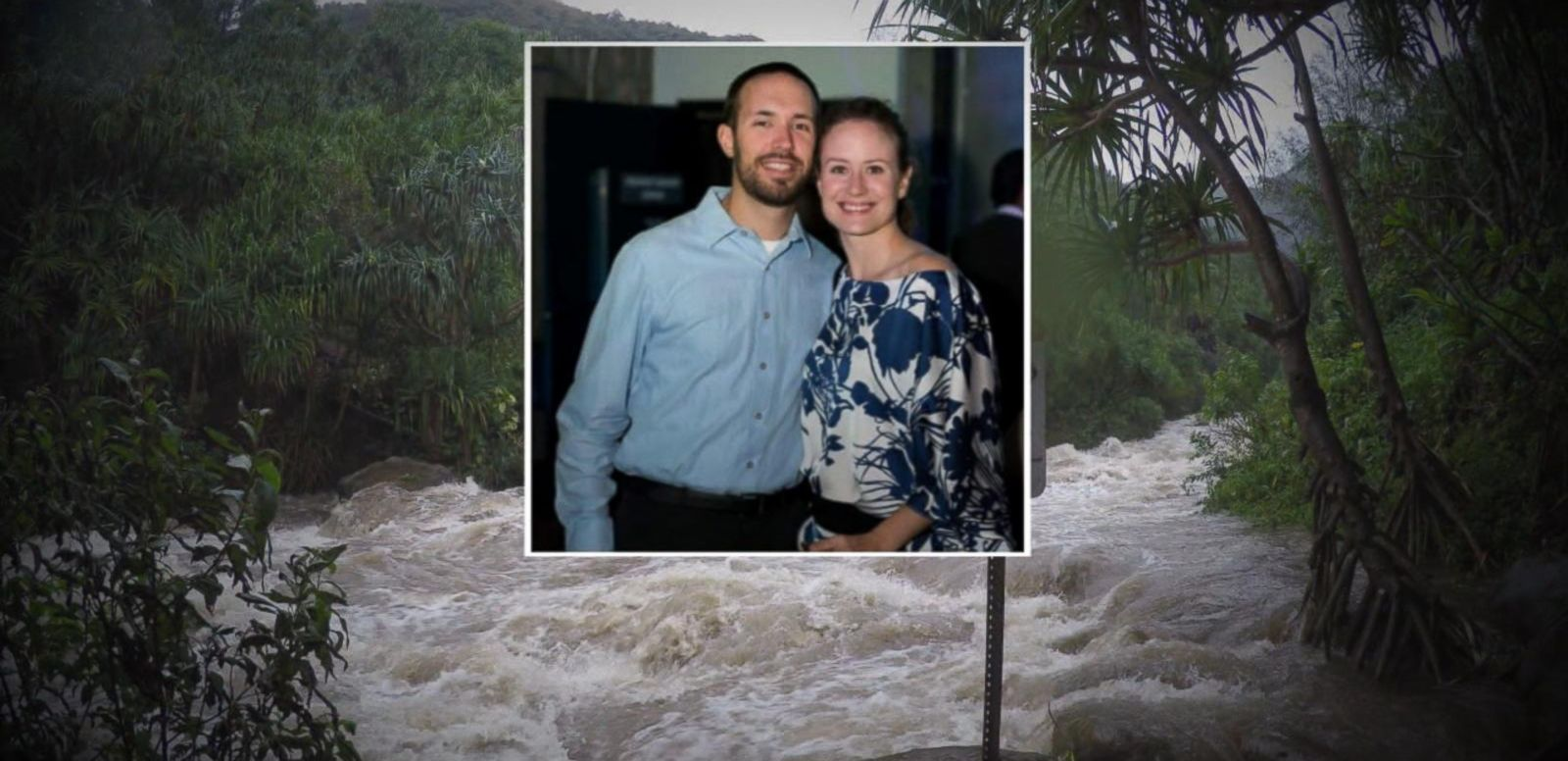 VIDEO: Trapped Hikers in Hawaii Rescued From Raging Waters