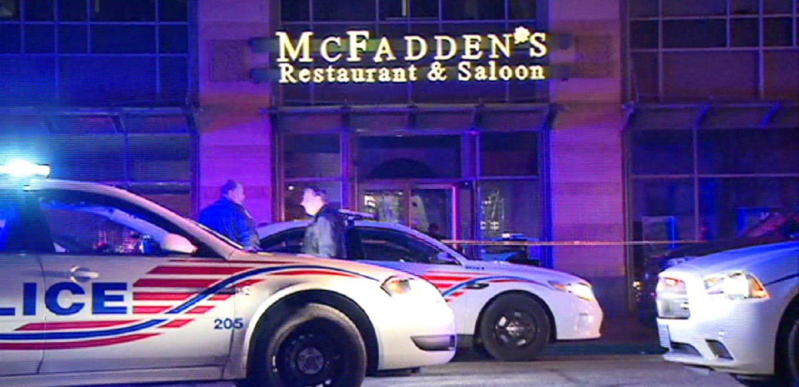 VIDEO: 5 Injured in DC Bar Stabbing