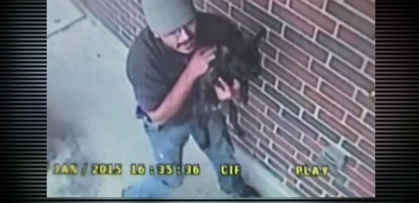 VIDEO: FedEx Driver Allegedly Dognaps a Pair of Puppies