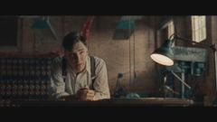 VIDEO: Benedict Cumberbatch stars as Alan Turing, the British mathematician responsible for breaking the Nazis Enigma code during World War II.