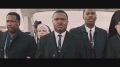 VIDEO: The biopic about Martin Luther Kings historic march from Selma to Montgomery, Alabama, in 1965 is nominated for best picture.