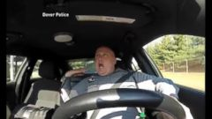 VIDEO: Police Officer Jeff Davis Becomes Viral Sensation After Lip-Syncing Shake It Off