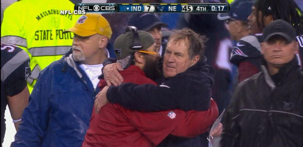 VIDEO: NFL Investigates Whether Balls Deflated in Patriots, Colts Game