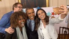 VIDEO: YouTube Stars Interview President Obama