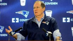 VIDEO: Bill Belichick Explains NFL Deflate-Gate in His Own Words