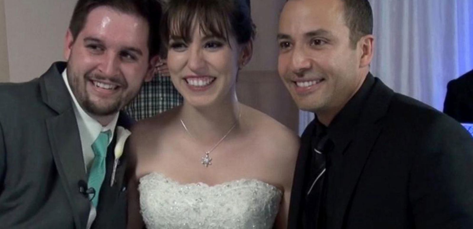 VIDEO: 'Backstreet's Back, Alright': Howie D Surprises Newlyweds at Wedding