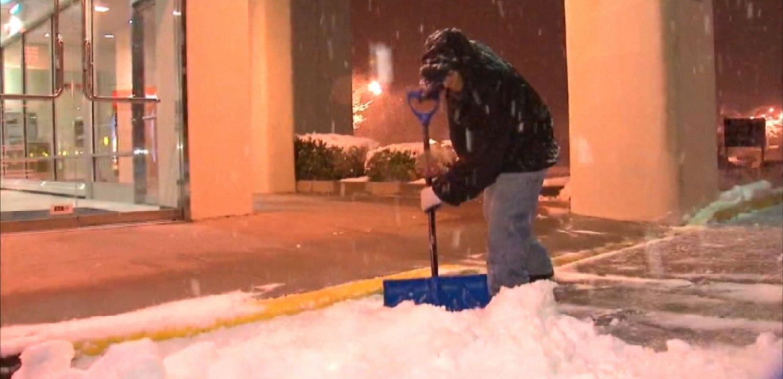 VIDEO: Nearly 12,000 people are treated at emergency rooms each year for medical emergencies related to shoveling snow.