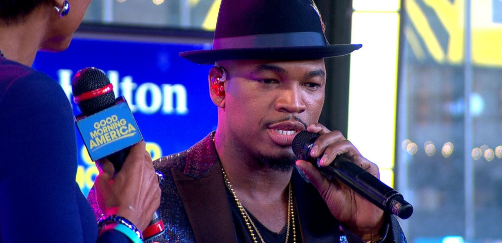 VIDEO: Ne-Yo on Creating His New Album, 'Non-Fiction'