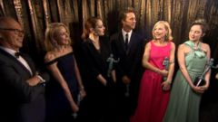VIDEO: Birdman Wins Big at the SAG Awards