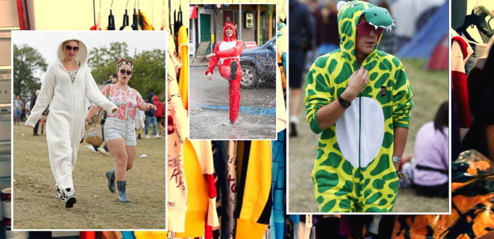 VIDEO: Would You Rock a 'Onesie'? Trend Combines Convenience, High-Fashion