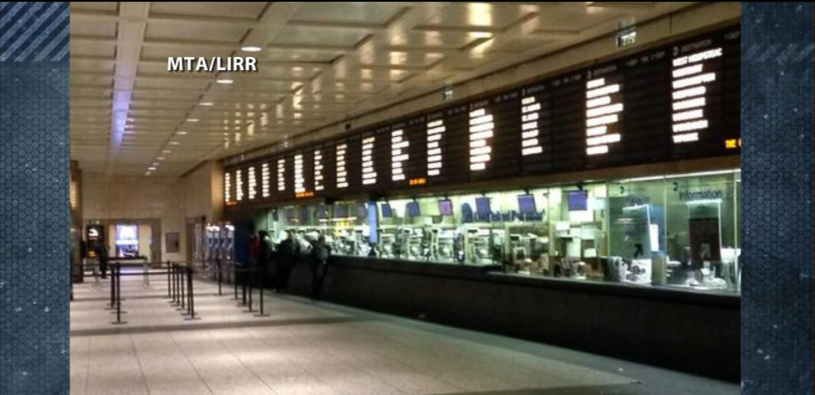 VIDEO: Questions Raised After New York City Transit Shut Down