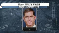 VIDEO: Boston Mayor on 2015 Blizzard: You Cant Tell Mother Nature What to Do