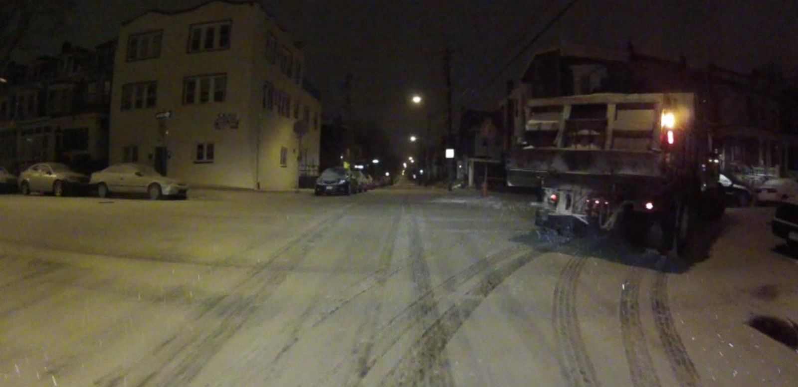 VIDEO: Blizzard Dumps Only 2 Inches on Philadelphia