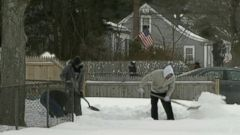 VIDEO: Northeast Starts the Return to Normal Activity After Winter Storm Passes