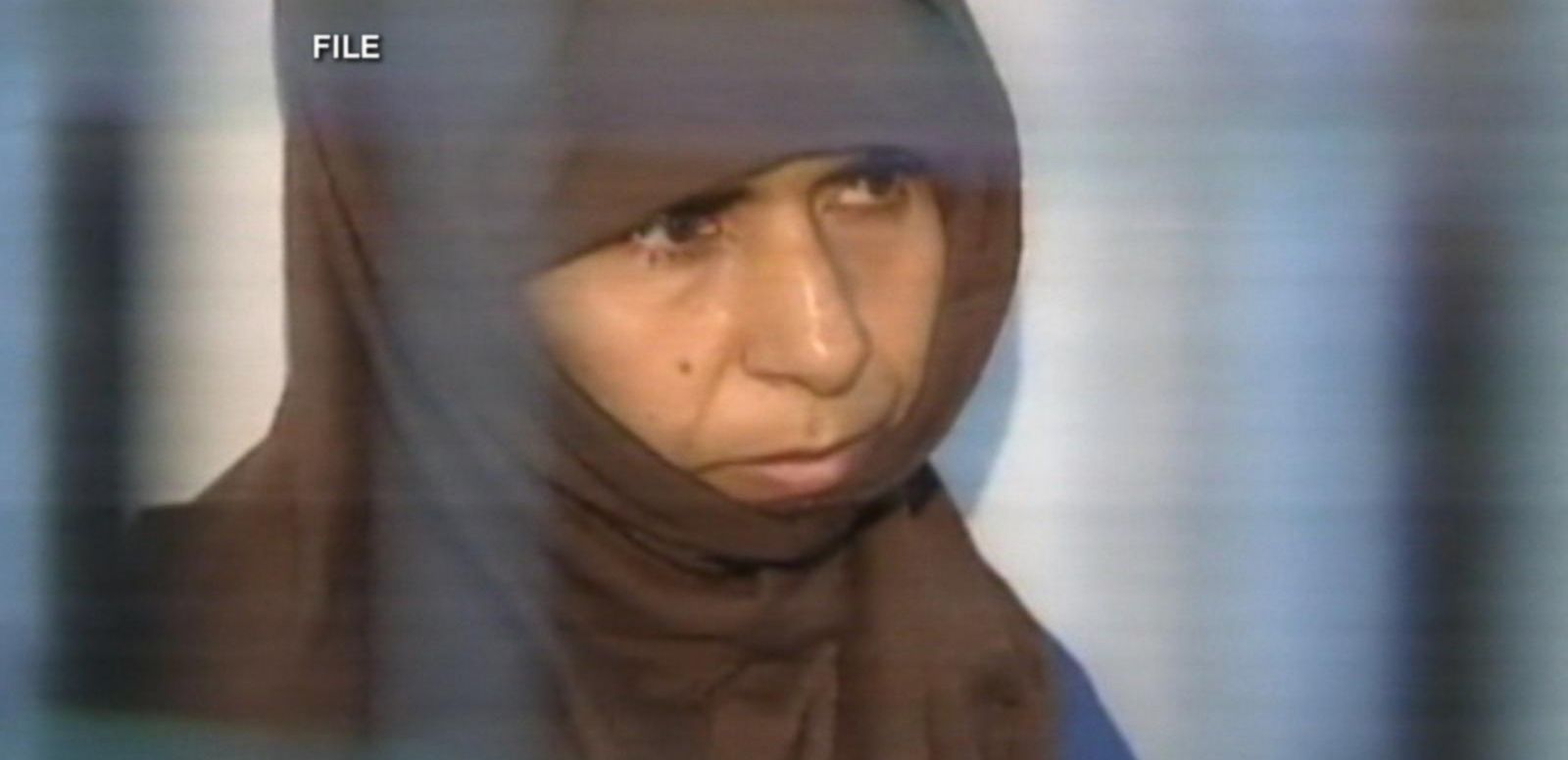 Sajida al-Rishawi was on death row in Jordan since confessing to her role in a 2005 al Qaeda bombing attack.