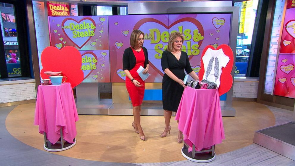 Good Morning America View Your Deal : Deals and steals for valentine s day video abc news