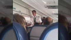 VIDEO: Plane Makes Emergency Landing After Pilot is Locked Out of Cockpit