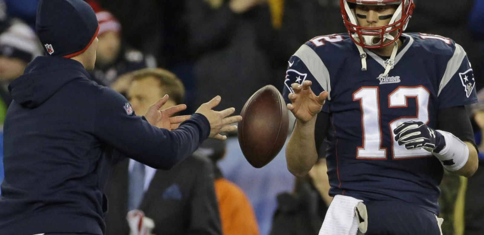 VIDEO: Super Bowl 2015: Will Drama Off the Field Overshadow the Big Game?