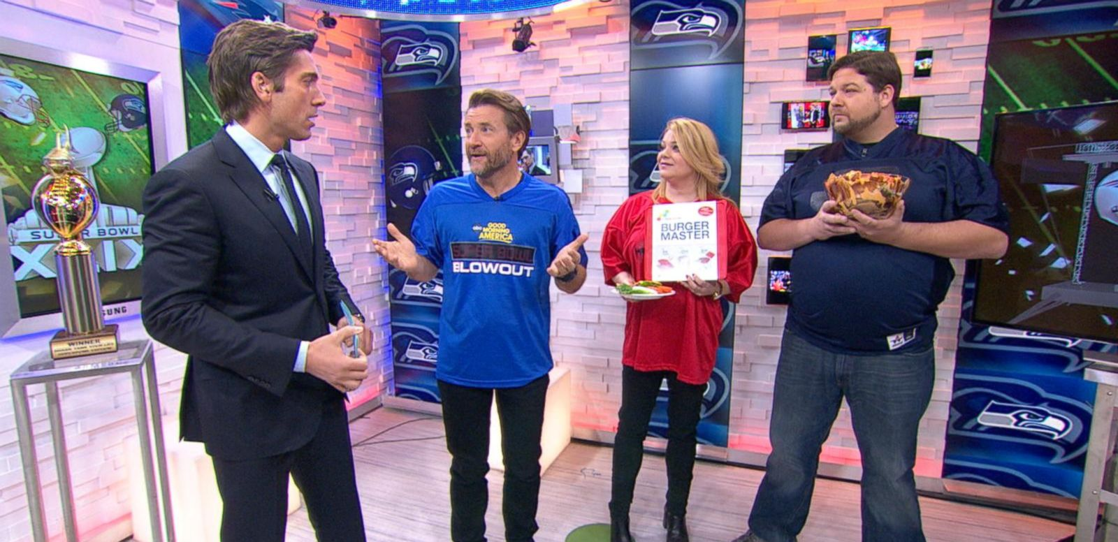 VIDEO: 'Shark Tank' Investors Decide the Ultimate Super Bowl Snack