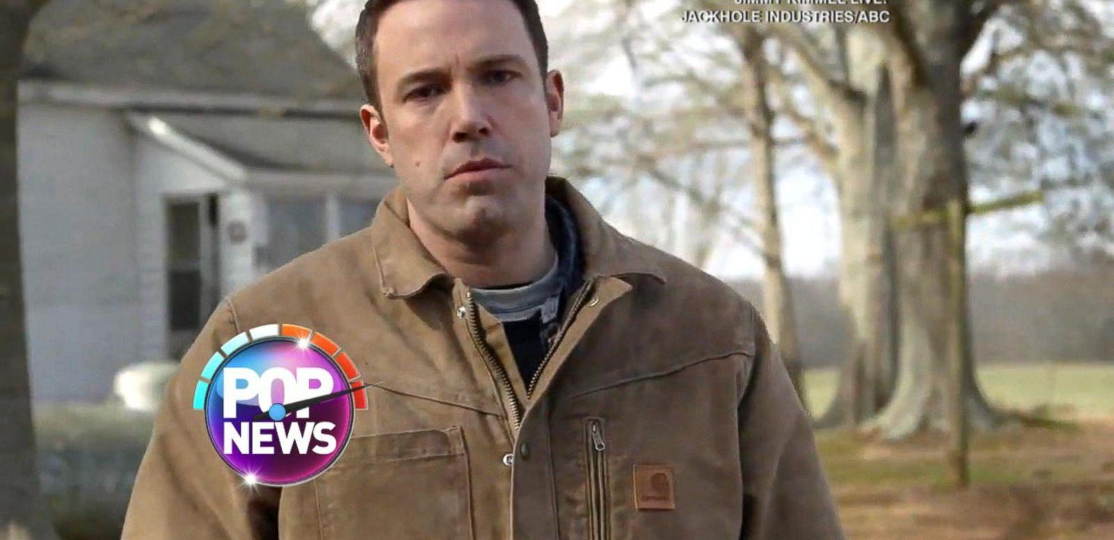 VIDEO: Ben Affleck, Matt Damon Attempt to Take the 'Deflate-Gate' Heat