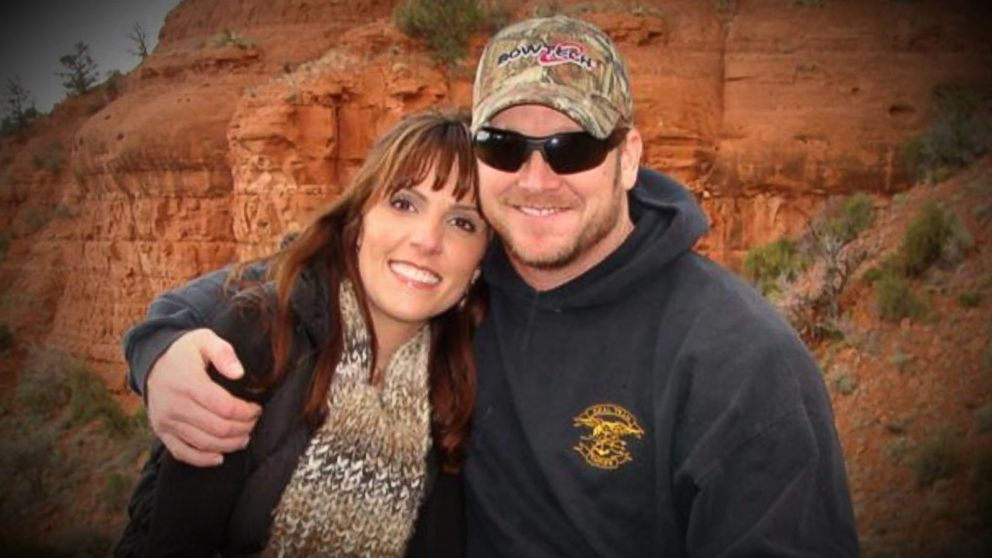 American Sniper Chris Kyle S Wife Recalls Life With Her Husband Video Abc News