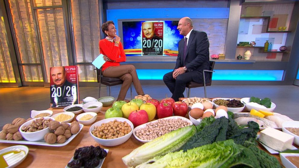 Dr Phil S 20 Foods To Eat Lose Weight