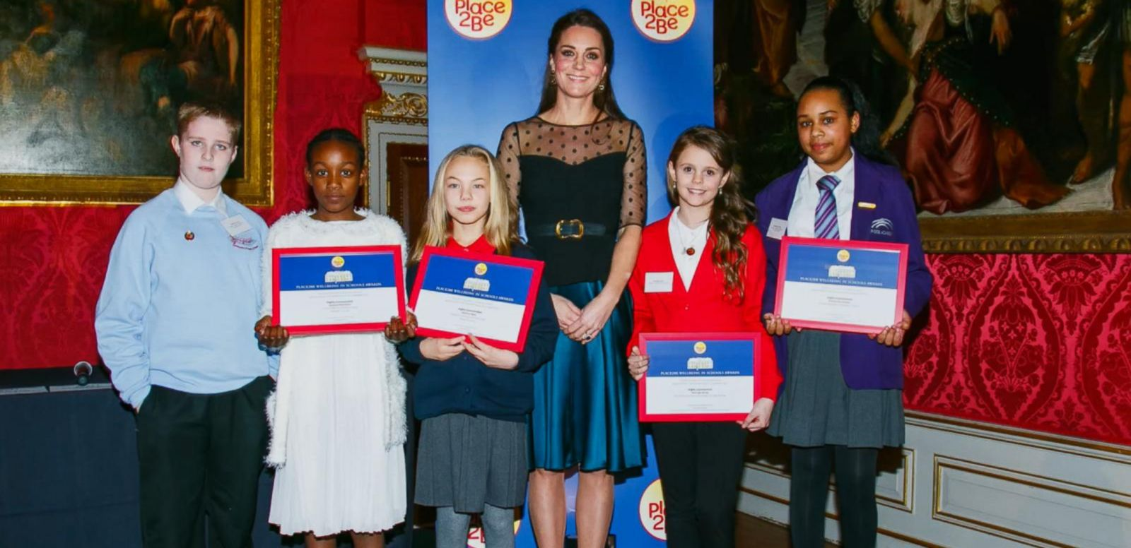 VIDEO: Duchess Kate Promotes Child Mental Health in New PSA