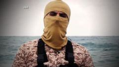 VIDEO: Whos The Masked Man in Latest ISIS Video?