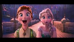 VIDEO: Exclusive First Look at Disneys Frozen Fever