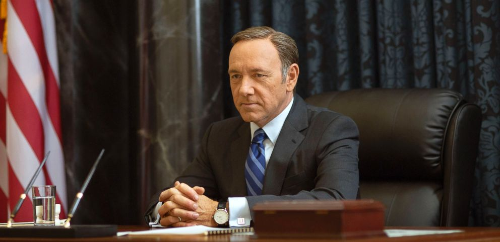 VIDEO: How the real-life Frank Underwood is staring down the DHS showdown