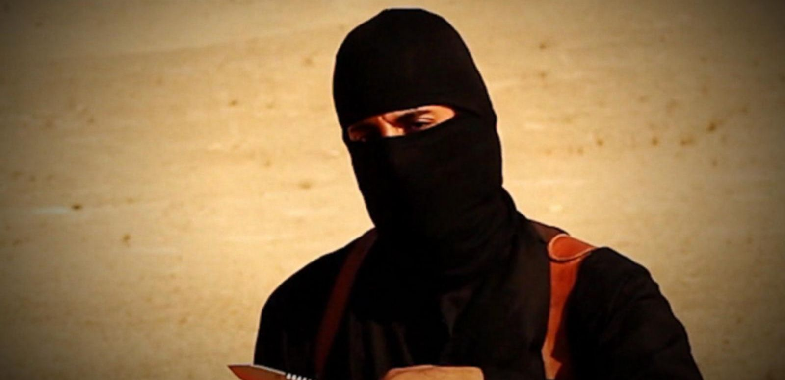 VIDEO: 'Jihadi John' Named: Who's the Man Behind the Mask?
