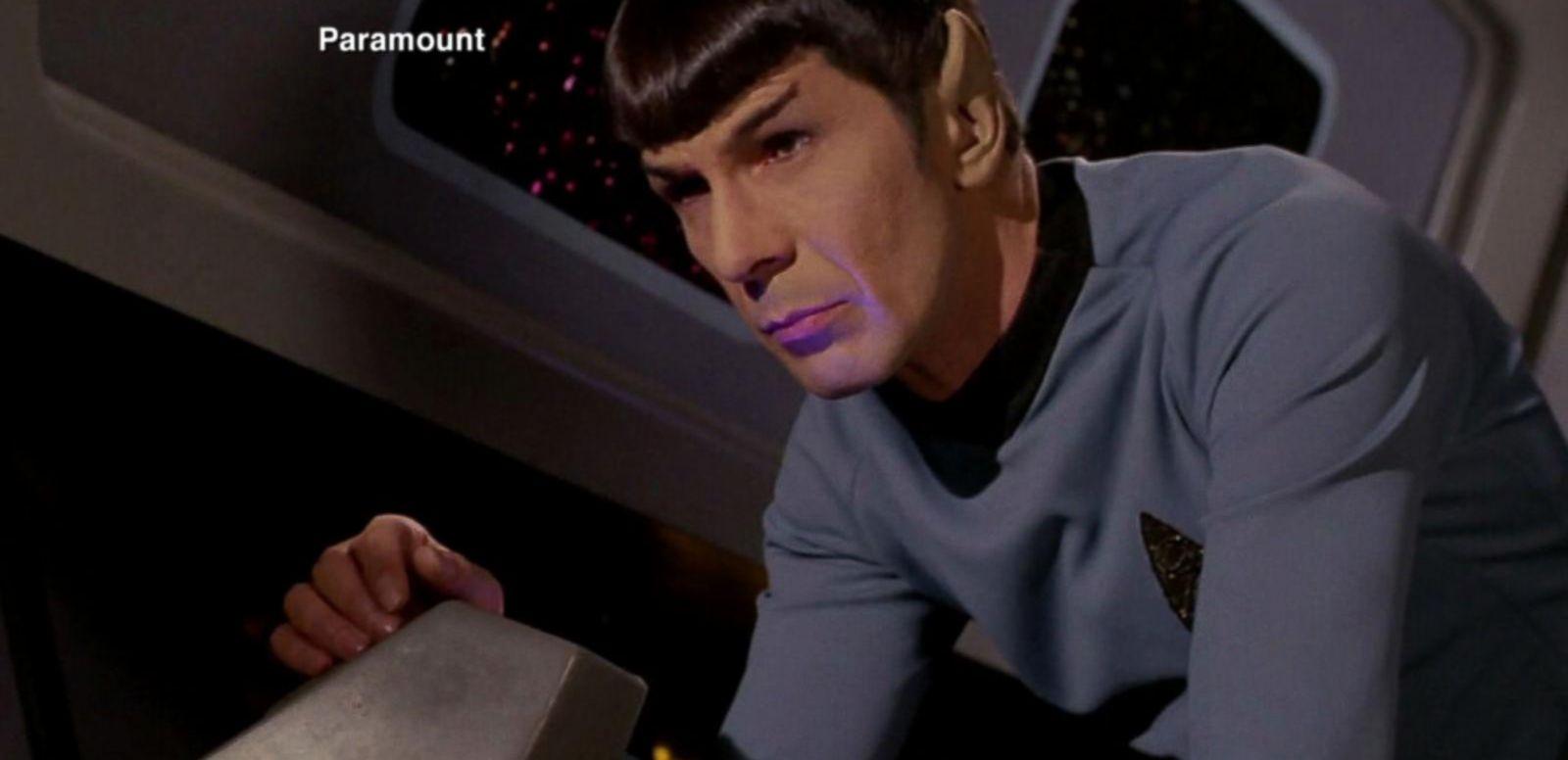 VIDEO: 'Star Trek' Actor Leonard Nimoy Dies
