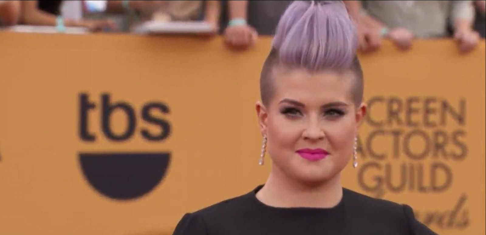 VIDEO: Kelly Osbourne 'Fashion Police' Exit Resulted From Oscar Controversy