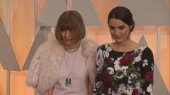 VIDEO: Anna Wintour Shares Her Secrets to Success