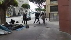 VIDEO: LAPD Investigates Fatal Officer-Involved Shooting